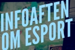 Infoaften om E-Sport den 6. april
